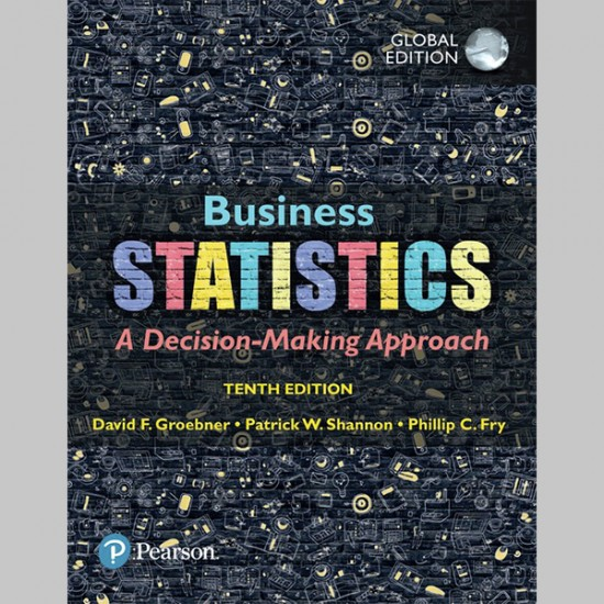 Business Statistics, Global Edition (ISBN: 9781292220383)