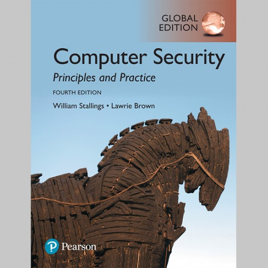 Computer Security: Principles and Practice, Global Edition (ISBN: 9781292220611)