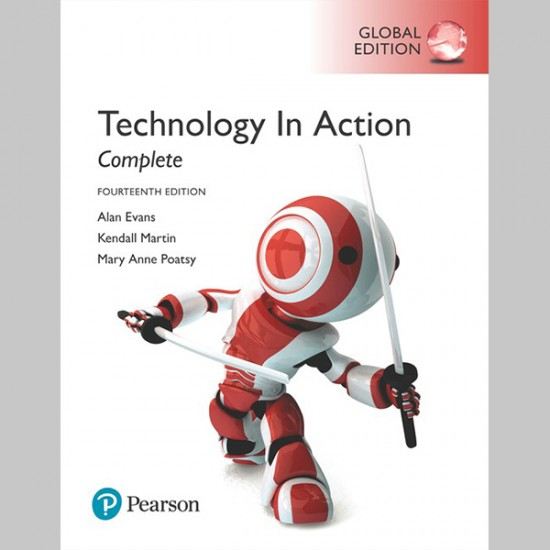 Technology In Action Complete, Global Edition (ISBN: 9781292236902)