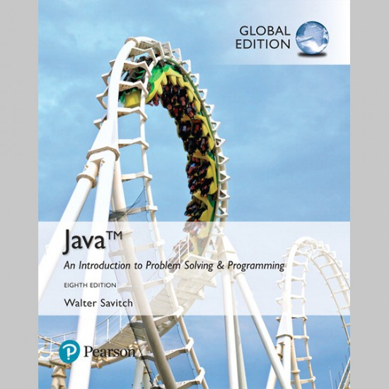 Java: An Introduction to Problem Solving and Programming, Global Edition (ISBN: 9781292247472)