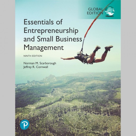 Essentials of Entrepreneurship and Small Business Management, Global Edition (ISBN: 9781292266022)