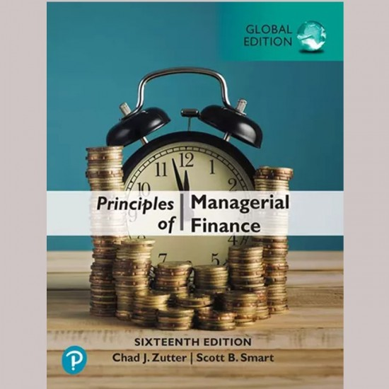 Principles of Managerial Finance, Global Edition, 16th Edition (ISBN:9781292400648)