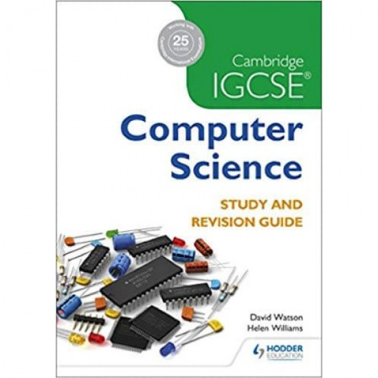 Cambridge IGCSE Computer Science Study and Revision Guide (ISBN: 9781471868689)