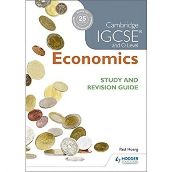 Cambridge IGCSE and O Level Economics Study and Revision Guide (for examination before 2020) (ISBN: 9781471890291)