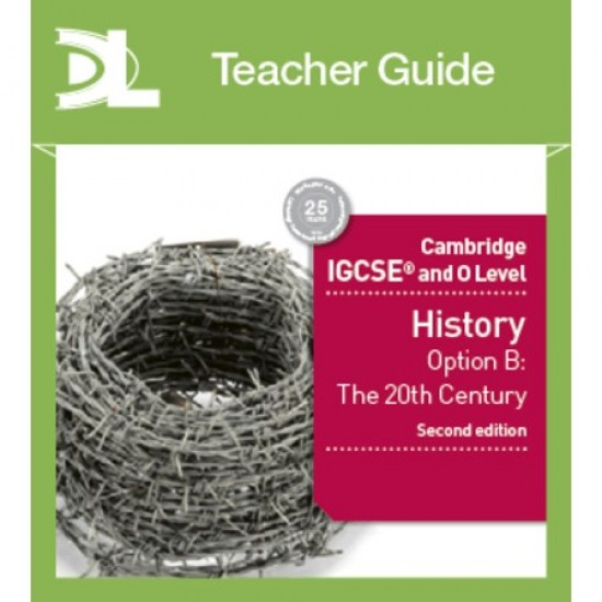 Cambridge IGCSE and O Level History Online Teacher's Guide (ISBN: 9781510424104)