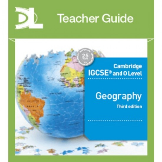 Cambridge IGCSE and O Level Geography Online Teacher's Guide (ISBN: 9781510424166)