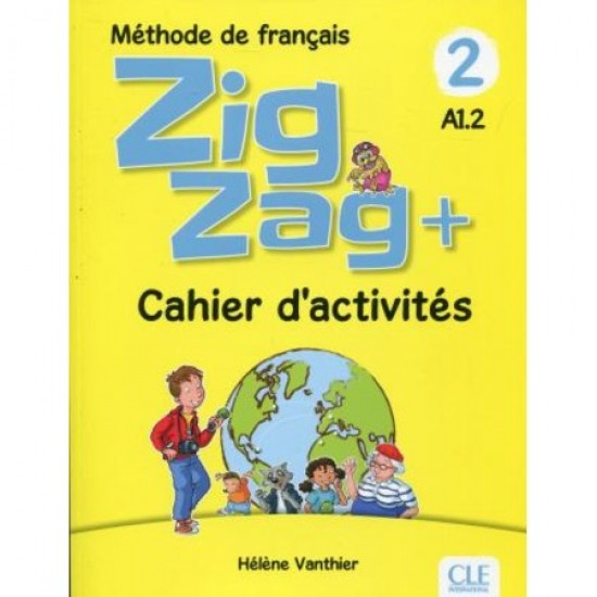 ZIGZAG NIV.2 ACTIVITIES (ISBN: 9782090384208)