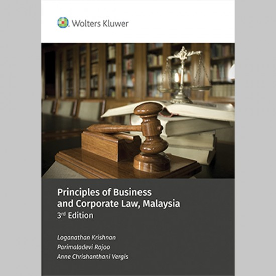 Principles of Business and Corporate Law, Malaysia (3rd Edition) (ISBN: 9789670853642)