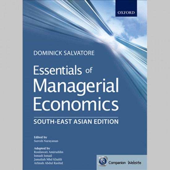 Essentials of Managerial Economics SEA Edition (ISBN: 9789676571588)