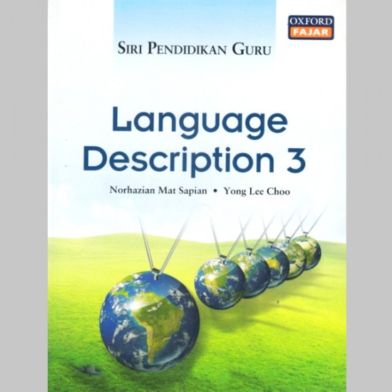 SPG Language Description 3 (ISBN: 9789676578785)