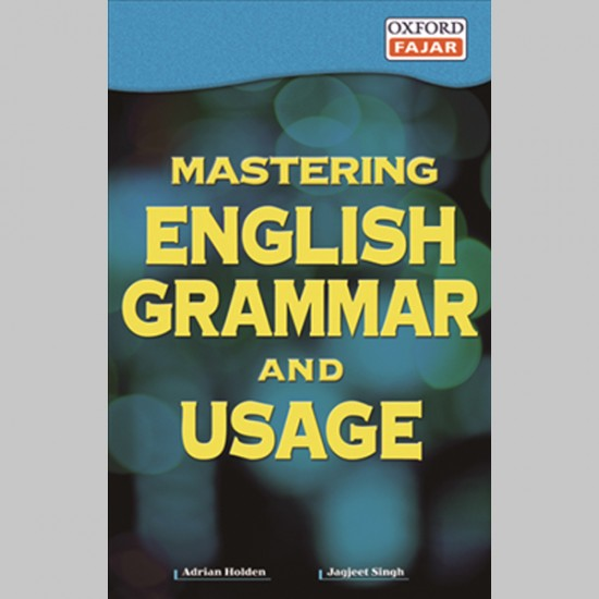 Mastering English Grammar and Usage (ISBN: 9789676596444)