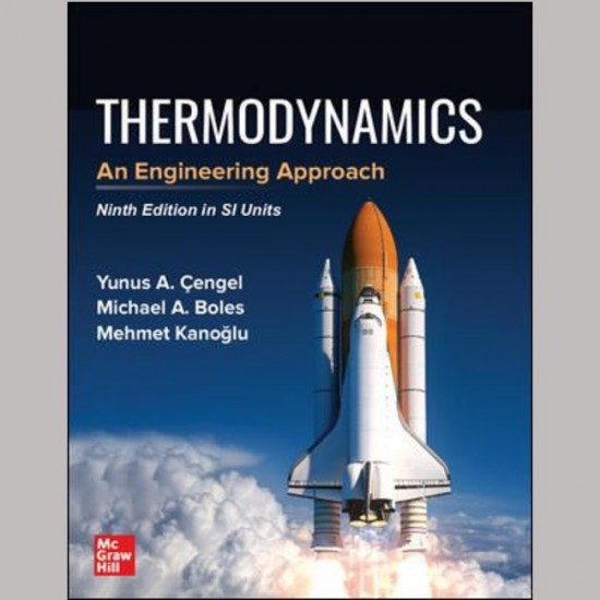 THERMODYNAMICS: AN ENGINEERING APPROACH IN SI UNITS 9E - CENGEL (ISBN:9789813157873)