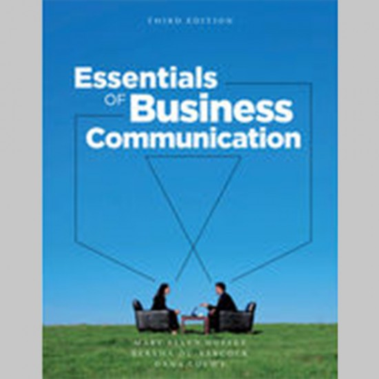 Essentials of Business Communication: An Asia Edition 3rd Edition (ISBN: 9789814687102)