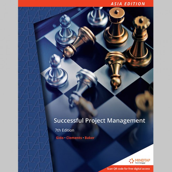 AE Successful Project Management 7th Edition (ISBN: 9789814834353)