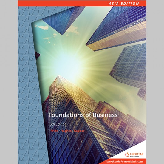 Foundations of Business 6th Edition (ISBN: 9789814834407)