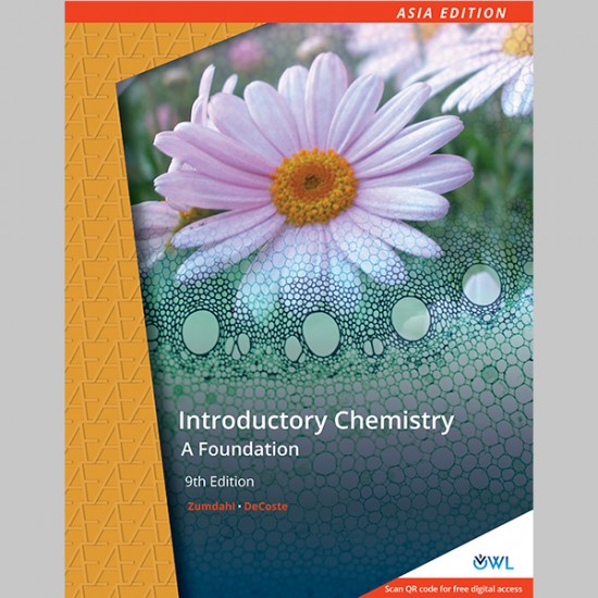 Introductory Chemistry: A Foundation 9th Edition (ISBN: 9789814834469)