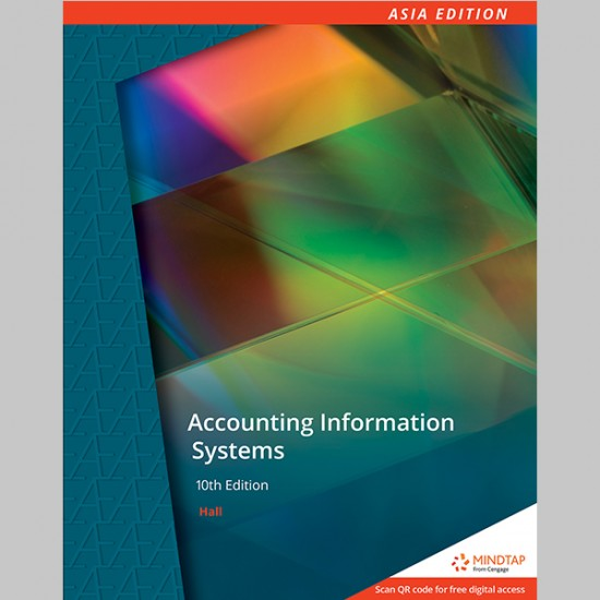 AE Accounting Information Systems 10th Edition (ISBN: 9789814834506)
