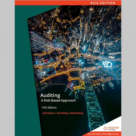 Auditing: A Risk Based-Approach 11th Edition (ISBN: 9789814834513)