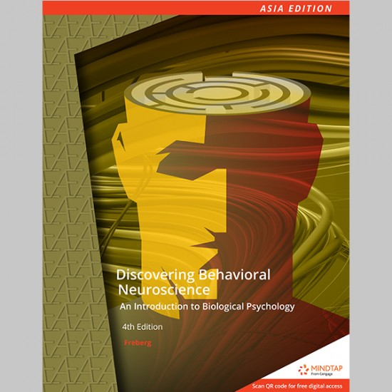 Discovering Behavioral Neuroscience: An Introduction to Biological Psychology 4th Edition (ISBN: 9789814834544)
