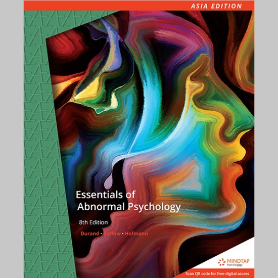 Essentials of Abnormal Psychology 8th Edition (ISBN: 9789814834575)