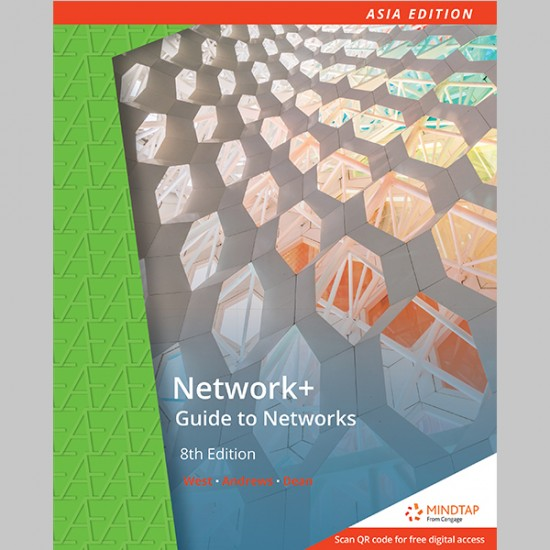 Network+ Guide to Networks 8th Edition (ISBN: 9789814834643)