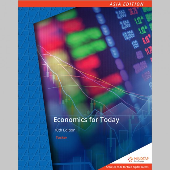Economics for Today 10th Edition (ISBN: 9789814839389)