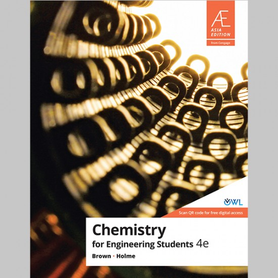 AE Chemistry For Engineering Students 4th Edition (ISBN: 9789814846288)
