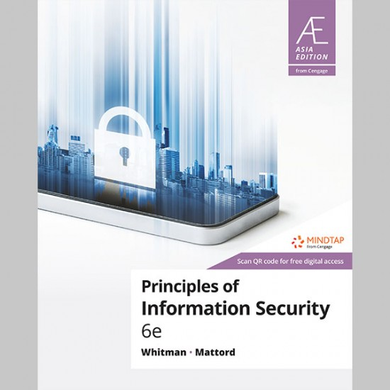 AE PRINCIPLES OF INFORMATION SECURITY (ISBN: 9789814846325)
