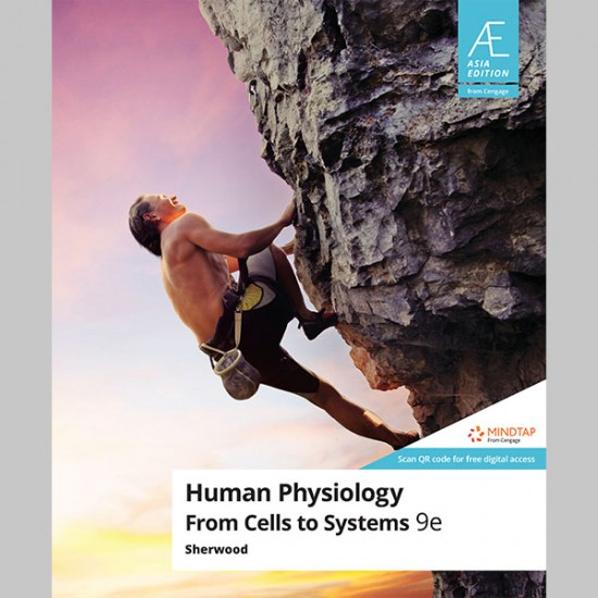 AE Human Physiology: From Cells to Systems 9th Edition (ISBN: 9789814846431)