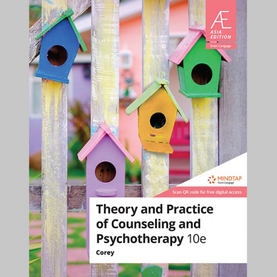 AE Theory And Practice of Counseling Psychotherapy 10th Edition (ISBN: 9789814846455)
