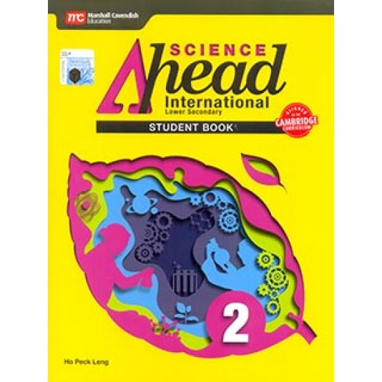 Science Ahead International Lower Secondary Student Book 2 (ISBN:9789814883108)