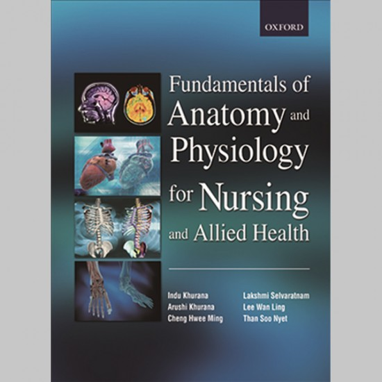 Fundamentals of Anatomy and Physiology (ISBN: 9789834504601)