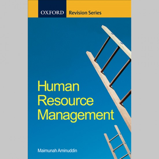 ORS Human Resource Management (ISBN: 9789834505066)