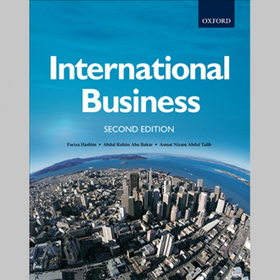 International Business Second Edition (ISBN: 9789834508944)