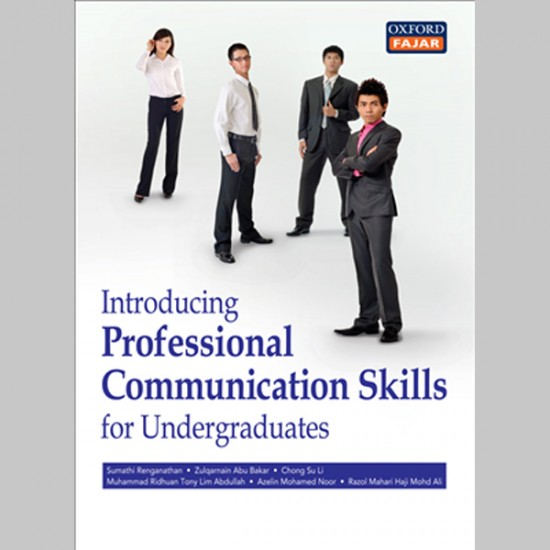 Introducing Professional Communication Skills for Undergraduates (ISBN: 9789834703592)