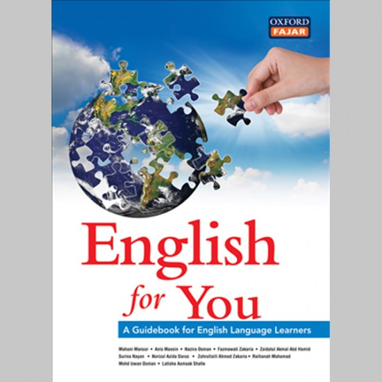 English for You: A Guidebook for English Language Learners (ISBN: 9789834703684)