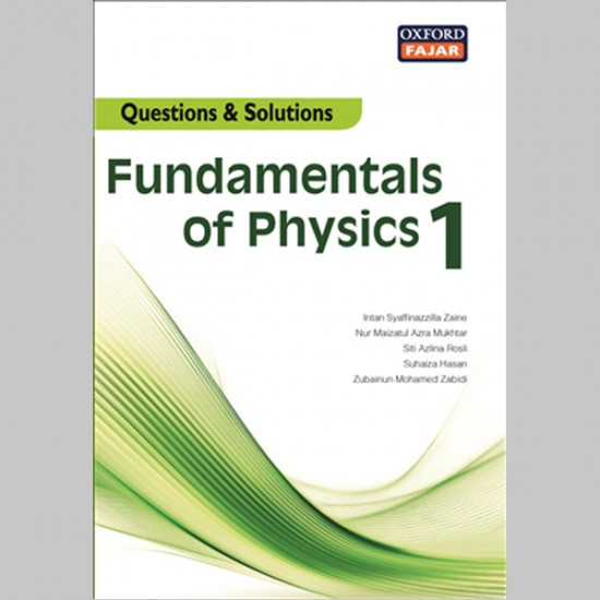 Q&S: Fundamentals of Physics 1 (ISBN: 9789834712020)
