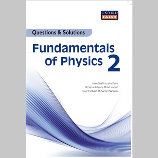 Questions & Solutions-Fundamentals of Physics 2 (ISBN: 9789834714048)