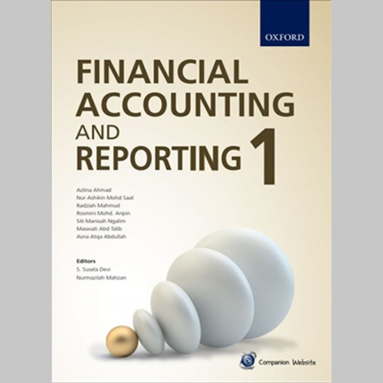 Financial Accounting and Reporting 1 (ISBN: 9789834714154)