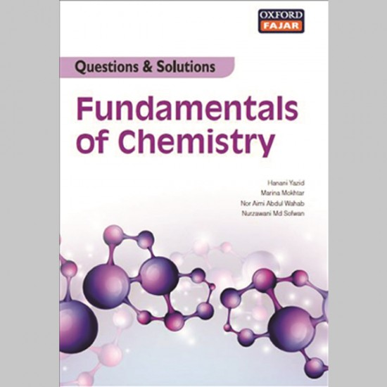 Q&S: Fundamentals of Chemistry 1 (ISBN: 9789834715175)
