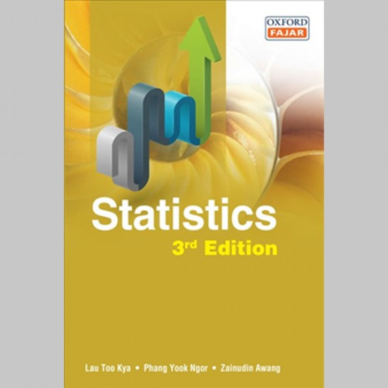 Statistics Third Edition (ISBN: 9789834715281)