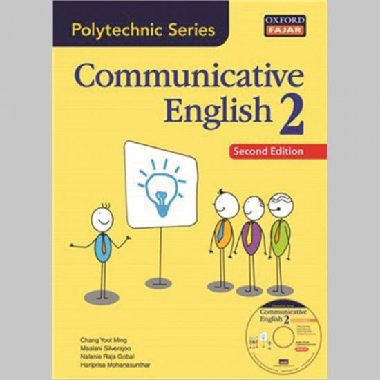 OFPS Communicative English 2 Second Edition (ISBN: 9789834716929)
