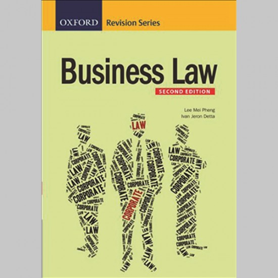 ORS Business Law Second Edition (ISBN: 9789834719524)
