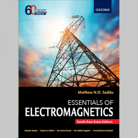 Essentials of Electromagnetic Asian Edition (ISBN: 9789834721152)