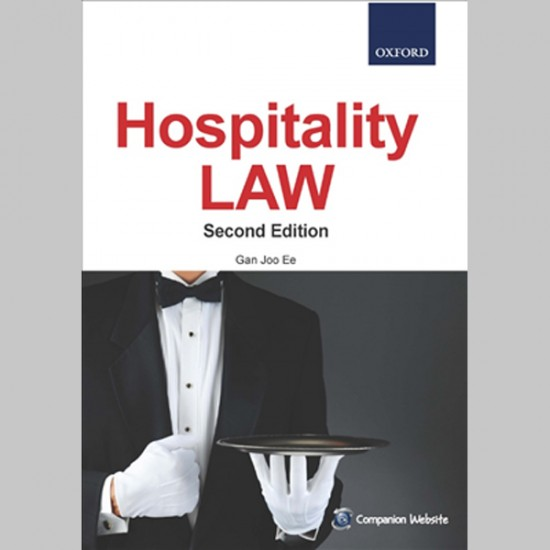 Hospitality Law Second Edition (ISBN: 9789834721411)