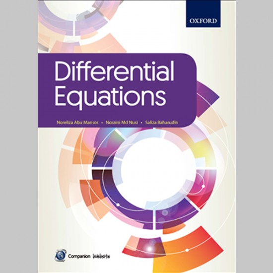 Differential Equations (ISBN: 9789834721701)