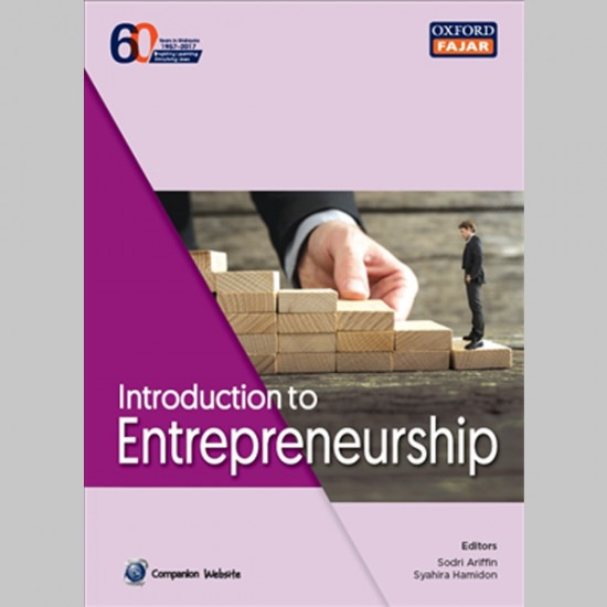 Introduction to Entrepreneurship (ISBN: 9789834722142)