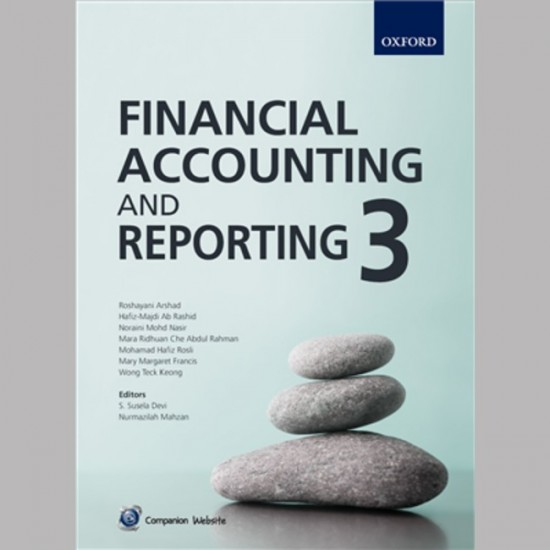 Financial Accounting and Reporting 3 (ISBN: 9789834724122)