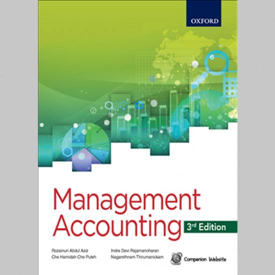 Management Accounting Third Edition (ISBN: 9789834725549)