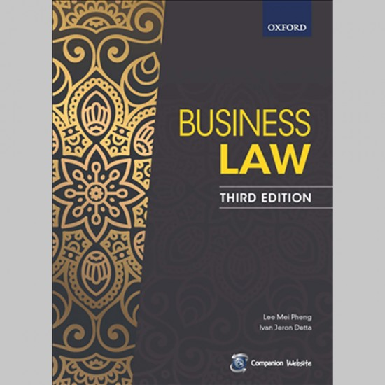 Business Law Third Edition (ISBN: 9789834726560)